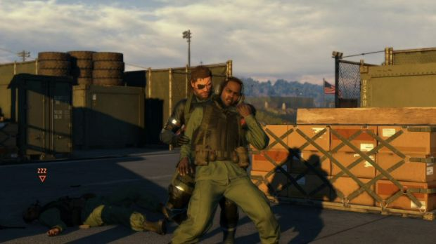 Open environment: Metal Gear Solid V: Ground Zeroes is short but satisfying.