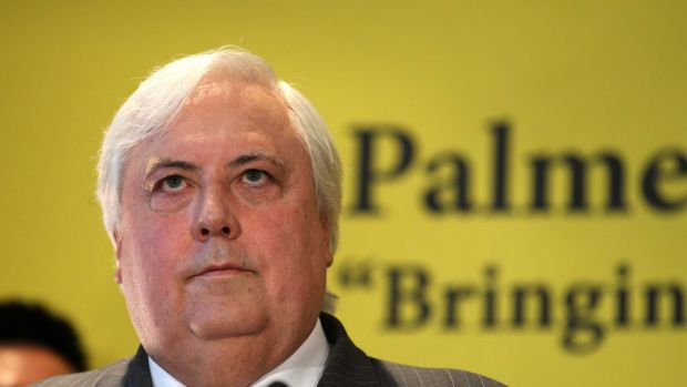Palmer United Party leader Clive Palmer has been a significant influence in this Parliament, despite his party's ...