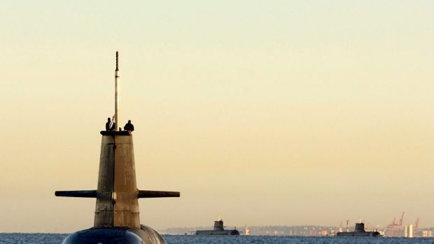 Although the Collins class submarine is currently performing preforming well (with three of the six boats ready for sea, ...