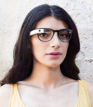 Bad wrap: Google Glass.