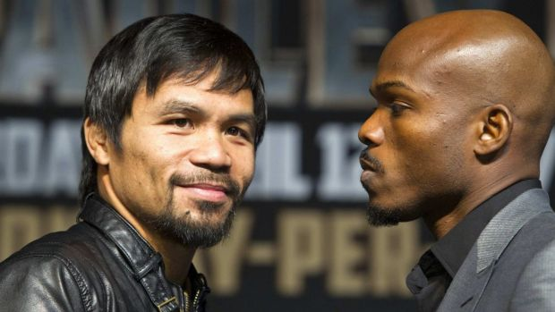 The upcoming bout between Manny Pacquiao and Timothy Bradley is under some doubt.