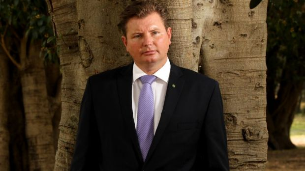 Workplace Relations Minister Craig Laundy.