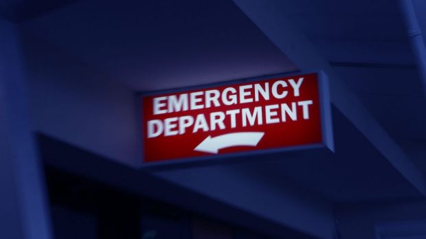 """""""There are a number of valid reasons for sick people to visit an emergency department."""""""