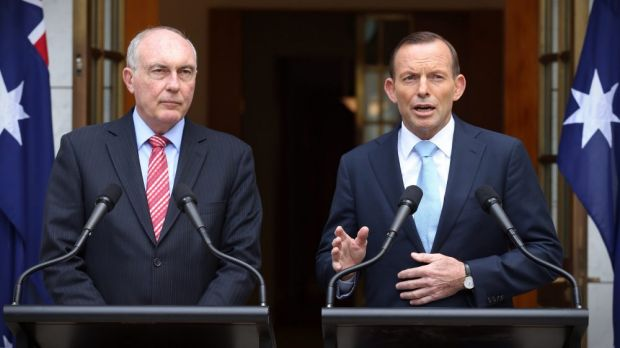 Deputy Prime Minister Warren Truss says he is surprised Prime Minister Tony Abbott has been criticised for not joining ...