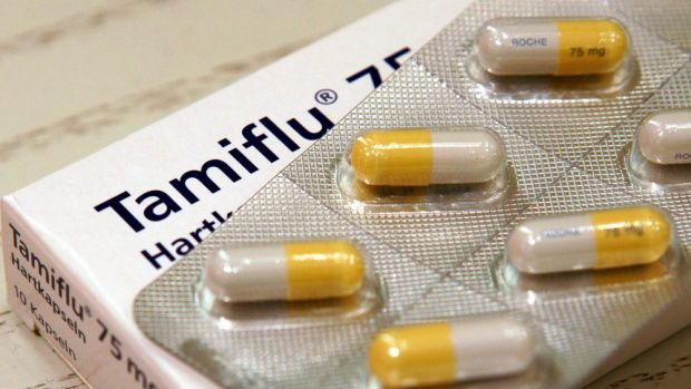 There is a shortage of anti-viral medication Tamiflu after record numbers of flu cases recorded nationally.