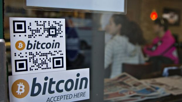 Australia's first Bitcoin ATM,  in Westfield on Pitt Street in Sydney's CBD, lets users trade the virtual currency for ...