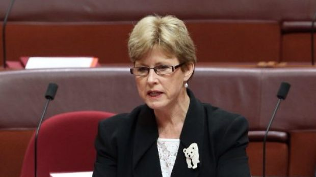 "Christine Milne: ""It fills the most glaring defects of our governance framework and it will provide the public with an ..."