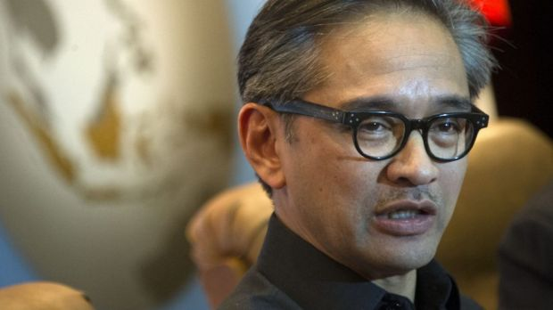 """Indonesia's former foreign minister Marty Natalegawa: """"I believe we are at a key juncture just now in ..."""