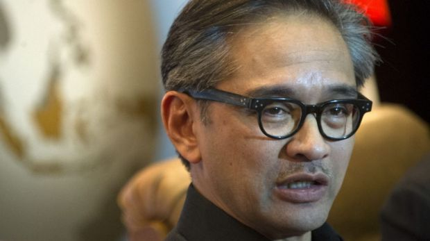 Indonesia's former foreign minister Marty Natalegawa said Jakarta felt sending troops to fight IS would have been ...