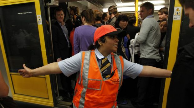 The Auditor-General says more needs to be invested in the existing Sydney rail network.