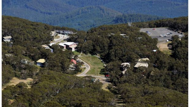 The Mount Baw Baw Alpine Resort located in the same national park in which a 77-year-old hiker went missing on Saturday.
