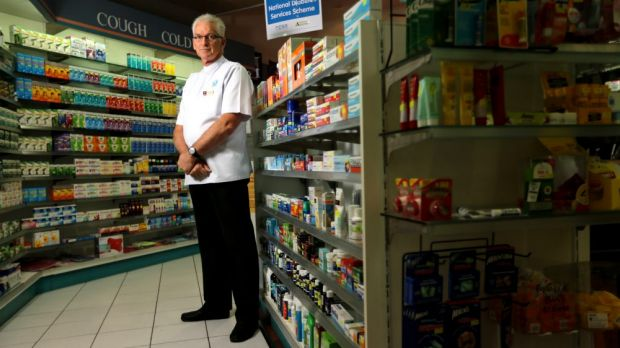 "Pharmacists are ""struggling"" to identify problem codeine users, says Irvine Newton of the Pharmaceutical Society of ..."