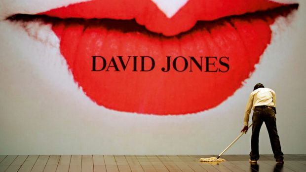 David Jones' strong performance also reflects improved sales results across the entire department store sector.