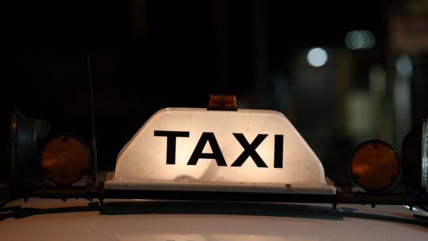 The taxi industry is feeling  threatened by Uber's new ride-sharing service.