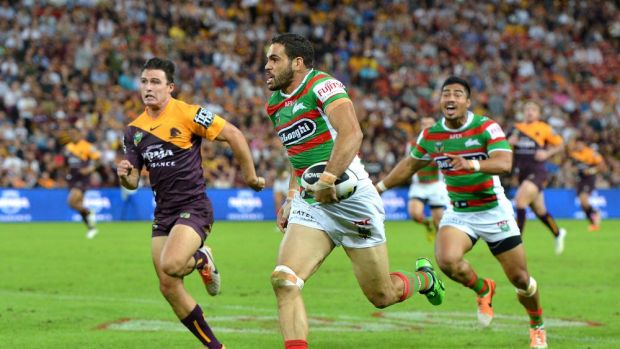 Out of sorts: Can Greg Inglis re-discover his blistering form from 2014?