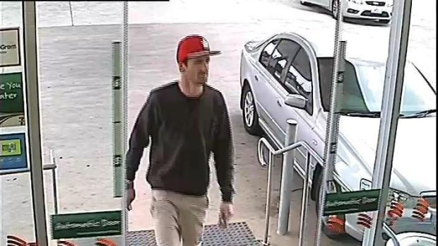 A man police wish to speak to over a spending spree in Melbourne's east with a stolen card