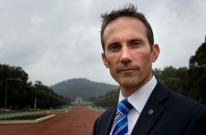 Labor's assistant Treasury spokesman Andrew Leigh.