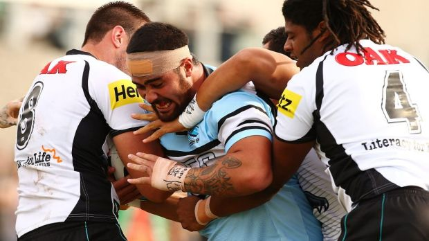 'In shock': Andrew Fifita has revealed the exact figures contained in the contract he was offered by the Canterbury ...