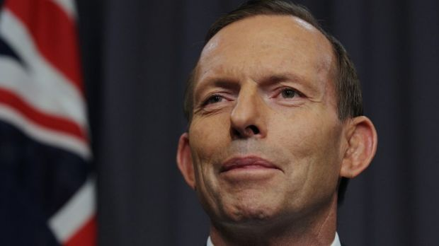 In echoing John F. Kennedy's famous request of Americans to think of what they could do for their country, Abbott is ...