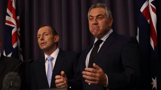 Not every treasurer in the past has been in the PM's inner sanctum but Hockey is in with Abbott.
