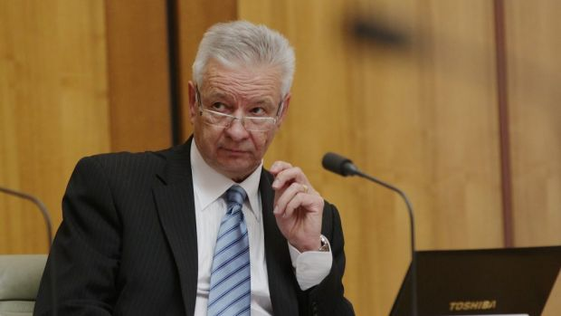 """Senator Doug Cameron has accused the government of """"threats"""" and """"aggressive"""" industrial tactics in pursuit of its ..."""