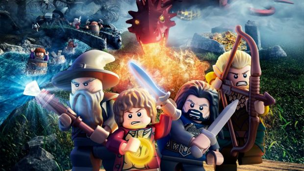Adventure time:  Endearing characters and engaging action make Lego The Hobbit a fun ride.