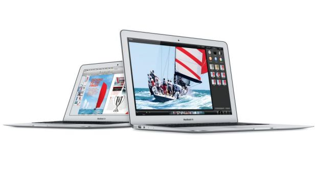 Update: Apple's new Macbook Air laptops are faster and sport longer battery life.