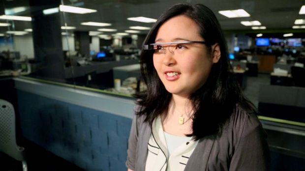 """""""I wasn't expecting that the privacy most invaded would be my own"""": Hayley Tsukayama."""