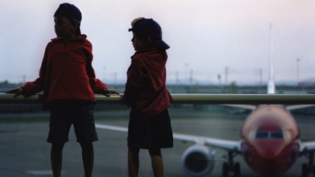 Air New Zealand Airband will help keep track of unaccompanied kids on flights.