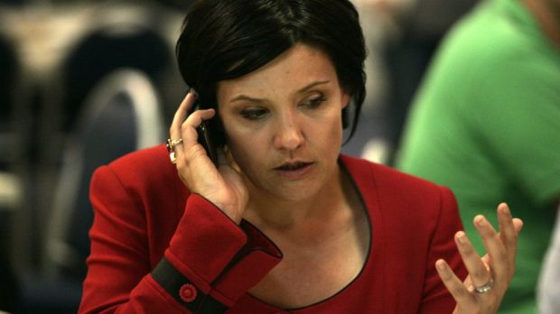 Jodi McKay told ICAC Nathan Tinkler offered to make donations to her election campaign if she approved a coal terminal ...