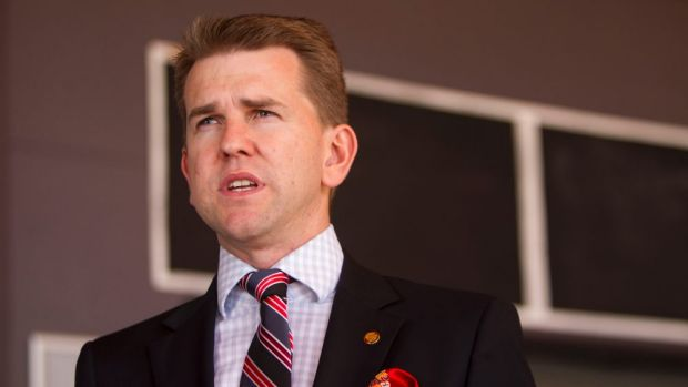 Queensland Attorney-General Jarrod Bleijie has gone from being everywhere to nearly unseen.