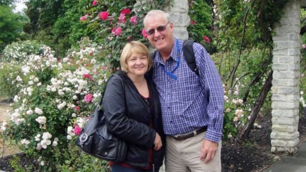 Missing on MH370, couple Rod and Mary Burrows will have a park next to their former Middle Park home named in their honour.