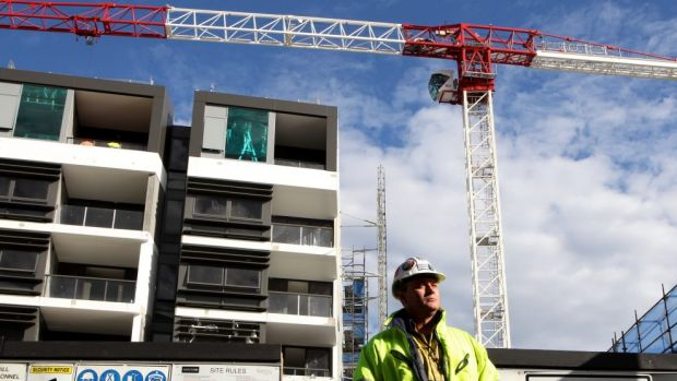 Crane operator Alan Blevin will have to work until he is 70 to get the pension.