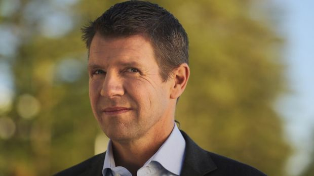 "Mike Baird has acknowledged the public's ""concern"" about donations and lobbyists."