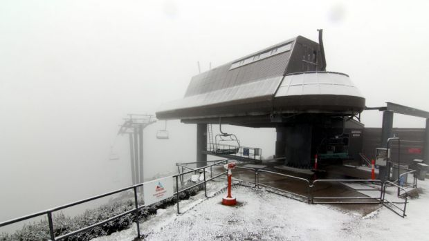 Thredbo: Skiing enthusiasts may be in for a big snow season.