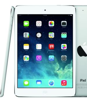 The current iPad, available in a 10-inch and 8-inch model.