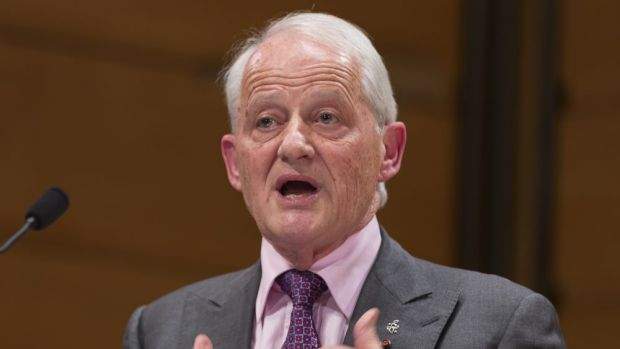 Doesn't recall case: Former immigration minister Philip Ruddock said many people claiming persecution suffered ...