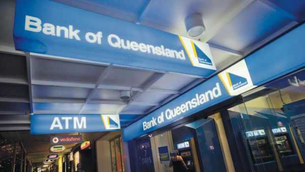 The Bank of Queensland is attempting to tackle gender bias in applications for senior roles.