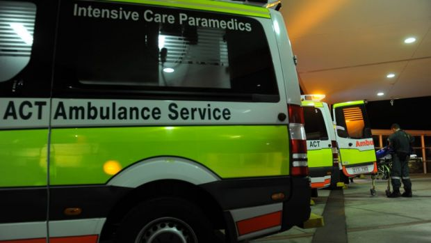 The scathing report on the ACT Ambulance Service is so inflammatory that the government has been advised not to publish it.