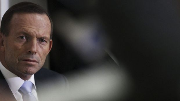 The Abbott government's first budget paints some dark days ahead for Canberra.