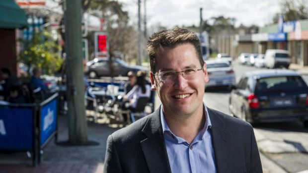 Liberal Senator Zed Seselja says job losses are a hangover from Labor cuts.