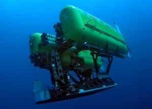 Imploded: The multimillion dollar Nereus robotic vehicle.