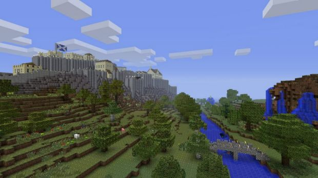 <em>Minecraft</em>: Addictive because it never ends.