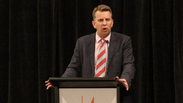 "Andrew Constance: ""Potential impact on overwhelming our emergency departments."""