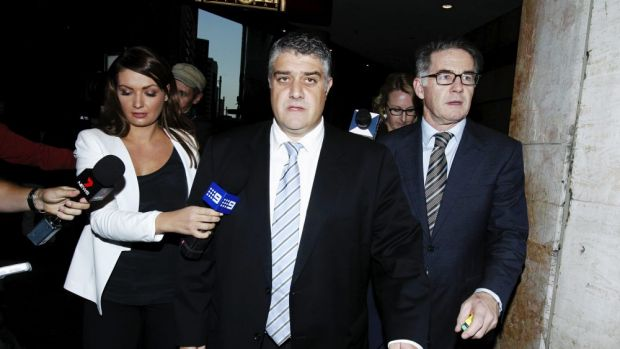 Links have emerged between controversial businessman Nick Di Girolamo and Metgasco's largest shareholder.