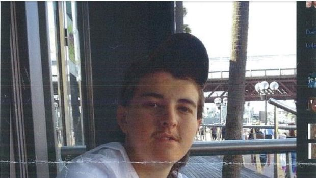 Murdered in Redfern ... 18-year-old Nikola Srbin was walking on George Street when he was approached by a group of men ...