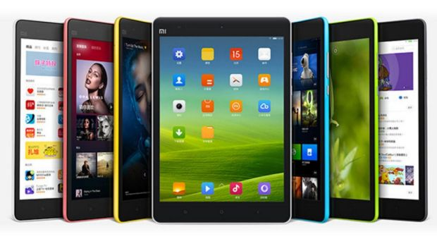 Familiar? The Xiaomi Mi Pad's name isn't the only thing it has in common with Apple's tablets.