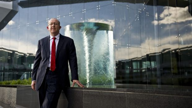 Canberra Airport managing director Stephen Byron says the figures show how fragile the city's economic recovery is.