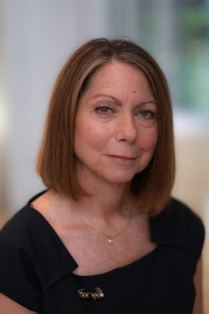 <i>New York Times</i> executive editor Jill Abramson.