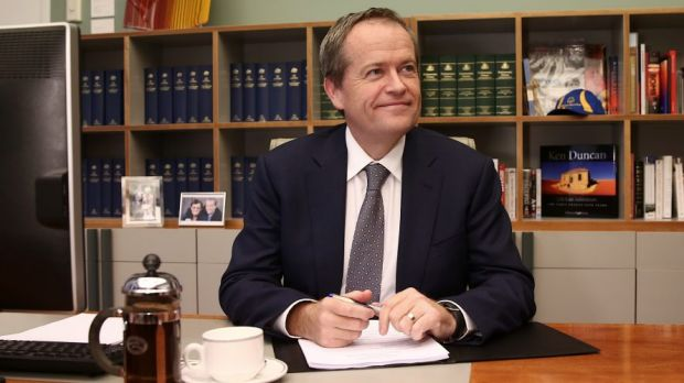 """""""That was the Bill Shorten I voted for."""""""